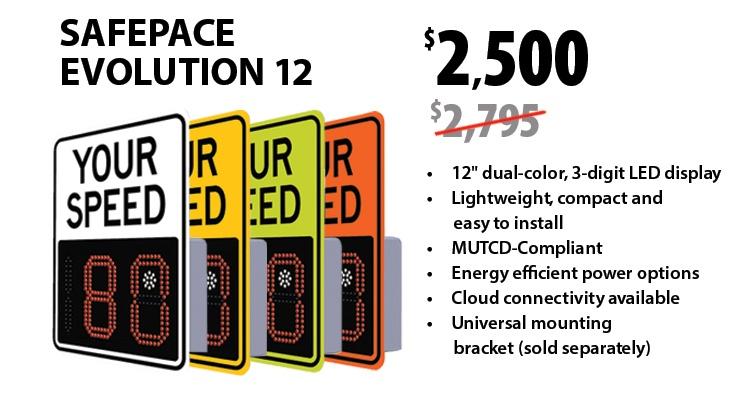 SafePace Evolution 12